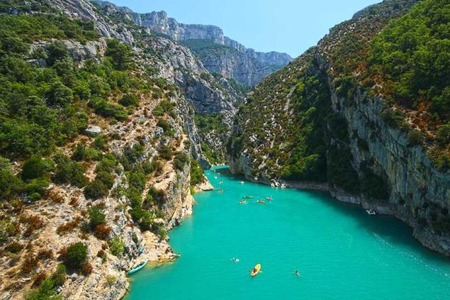 gorges du verdon photo